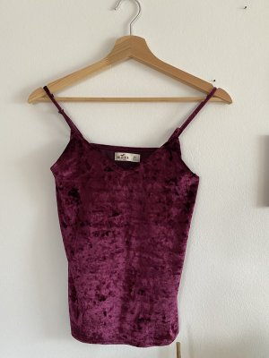 Hollister Camisola púrpura