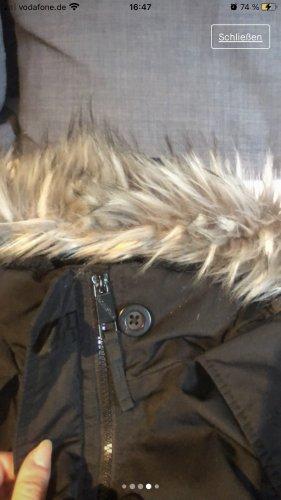 Hollister Kurtka zimowa czarny