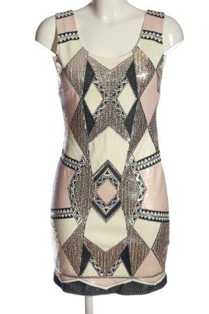 Holly Bracken Minikleid grafisches Muster Elegant