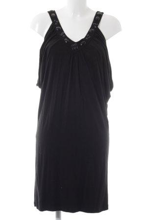 Holly Golightly Tunikakleid schwarz klassischer Stil