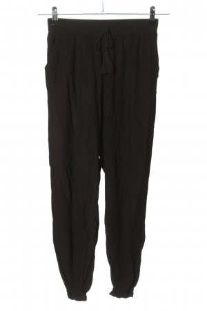 holly's Jersey Pants black casual look
