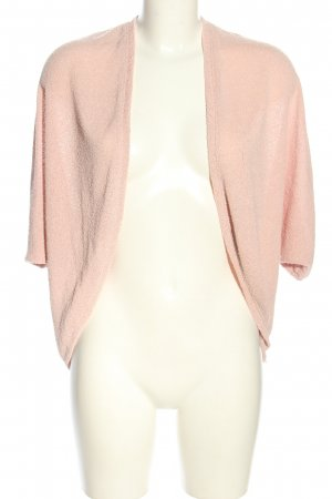 holly's Cardigan pink casual look