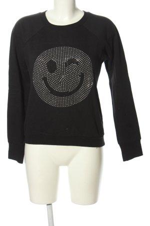 holly's Sweatshirt schwarz Casual-Look