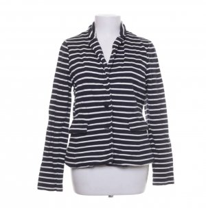 Holly & Whyte Shirtjack donkerblauw-wit
