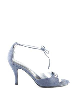 Holly Wood High Heels blau Elegant
