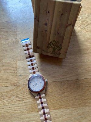 Holz Armband Uhr