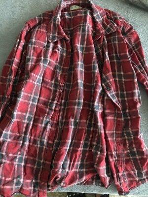 Holzfäller Hemd kartierte Bluse