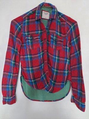 Abercrombie & Fitch Houthakkershemd veelkleurig