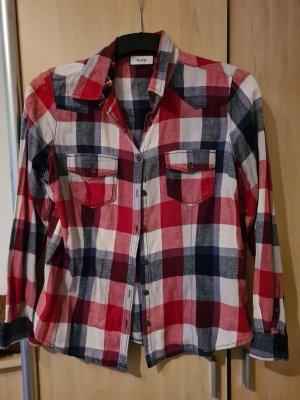 C&A Lumberjack Shirt red-blue