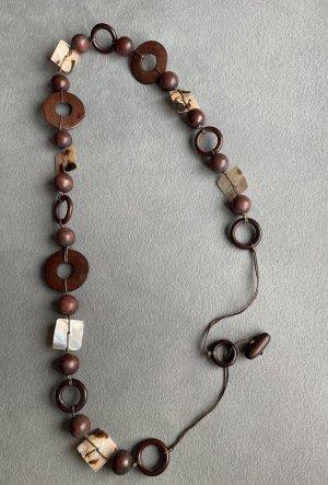 Chain Belt dark brown