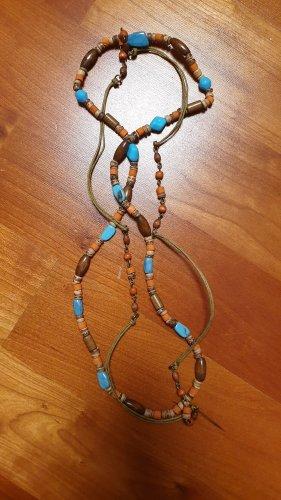 Holzkette Modeschmuck
