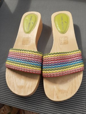 Daniel Hechter Clog Sandals multicolored