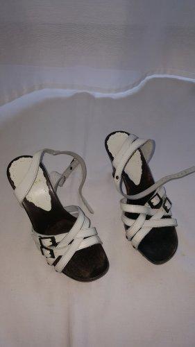 Akira High Heel Sandal white