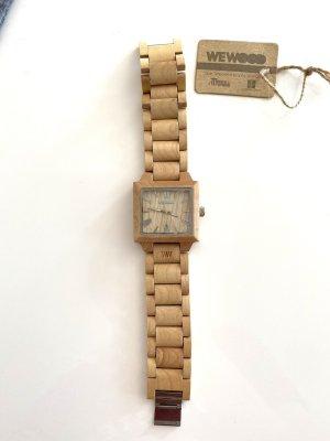 Wewood Zegarek analogowy Wielokolorowy