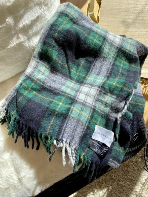 HOLZWEILER Écharpe en laine multicolore