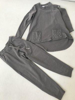 Fiori di Chiara Leisure suit dark grey