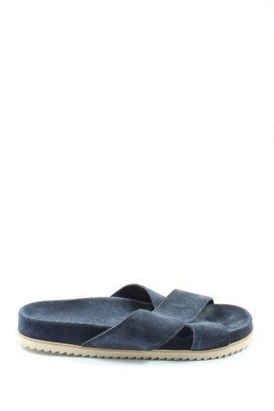 Homers Sandalo comodo blu stile casual