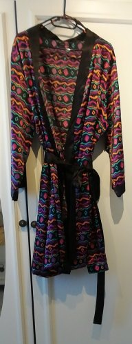 Indigo sky Robe de chambre multicolore