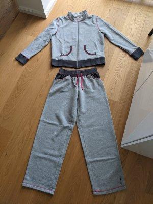 s. Oliver (QS designed) Completo sportivo grigio chiaro-grigio