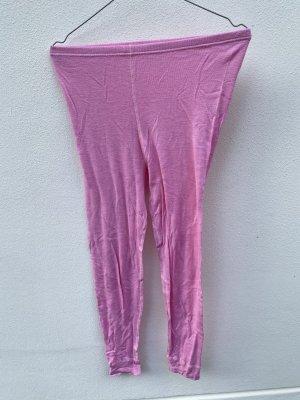 Homewear / Leggings / Lange Unterhose aus Frottee