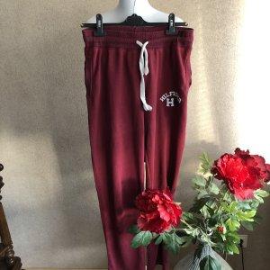 Homewear Pyjama Hose in Bordeaux Jogginghose