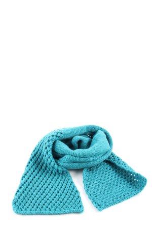 Hooch Strickschal blau Casual-Look