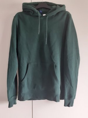 H&M Divided Oversized Sweater forest green