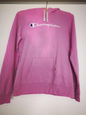 Champion Capuchon sweater roze