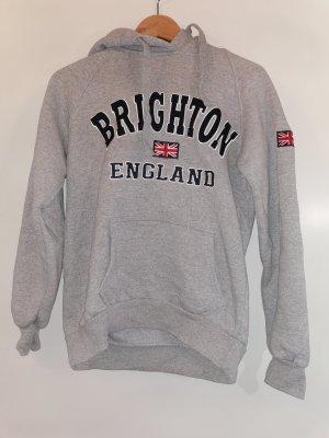 keine Hooded Sweatshirt grey