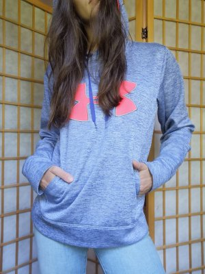Under armour Hooded Sweater multicolored