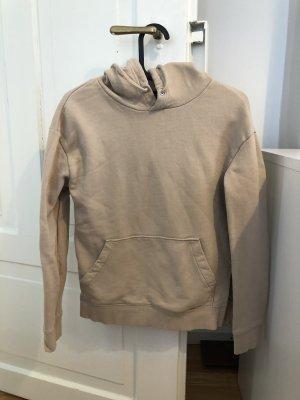 H&M Hooded Sweater beige
