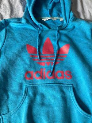 Adidas Hooded Sweatshirt multicolored