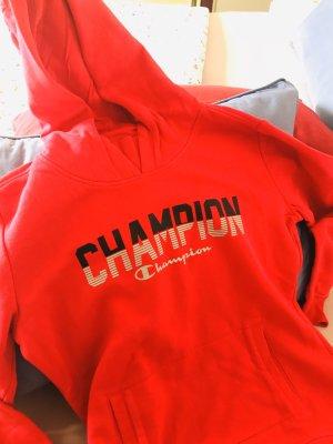 Champion Camicia con cappuccio rosso