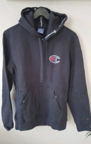 Champion Sweatshirt met capuchon donkerblauw