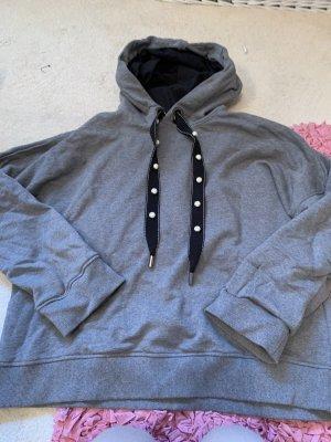 Dorothee Schumacher Capuchon sweater grijs