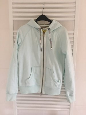 Witty Knitters Sweat Jacket baby blue