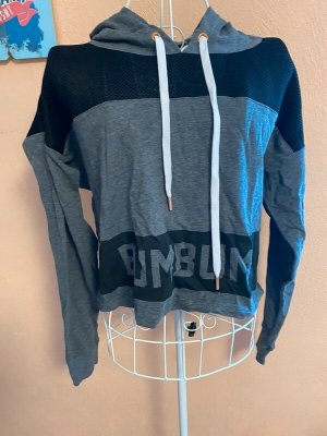 BumBum Sweatshirt noir-gris