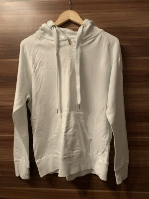 Hooded Sweater white