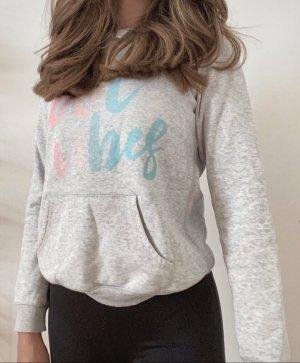 H&M Sweat à capuche multicolore