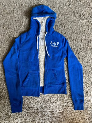 Abercrombie & Fitch Hooded Sweater multicolored
