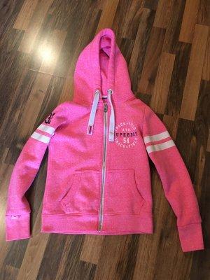 Hoodie Pink Superdry M