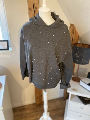 Hoodie Pullover Zara Perlen