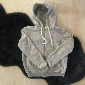 H&M Giacca fitness grigio