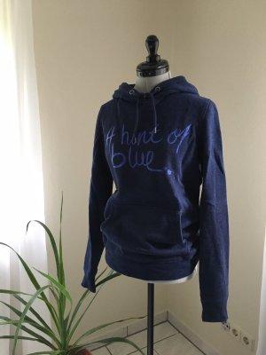Hoodie/ Sweatshirt   dunkelblau   H&M