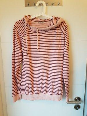 Armedangels Sweatshirt donkerrood-rosé