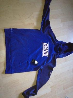 Nike Bluza z kapturem niebieski