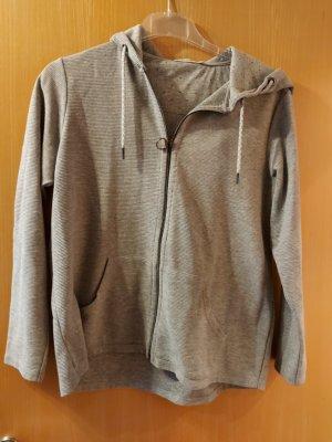 Cecil Sweat Jacket light grey