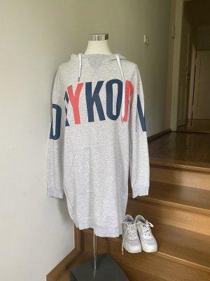 Drykorn Abito con cappuccio grigio chiaro