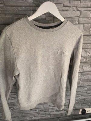 Calvin Klein Long Sleeve Blouse grey