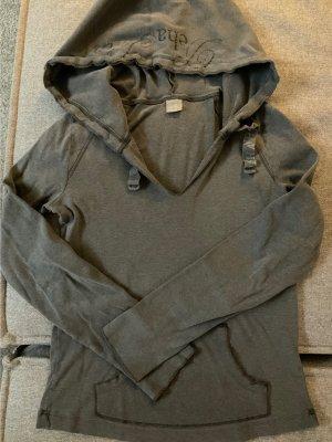 Deha Hooded Sweatshirt grey